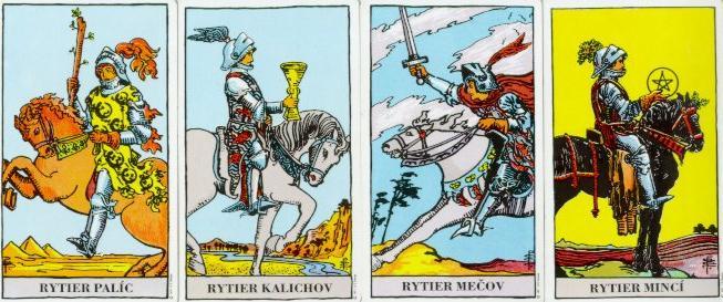 Рыцарь Жезлов — Tarolv